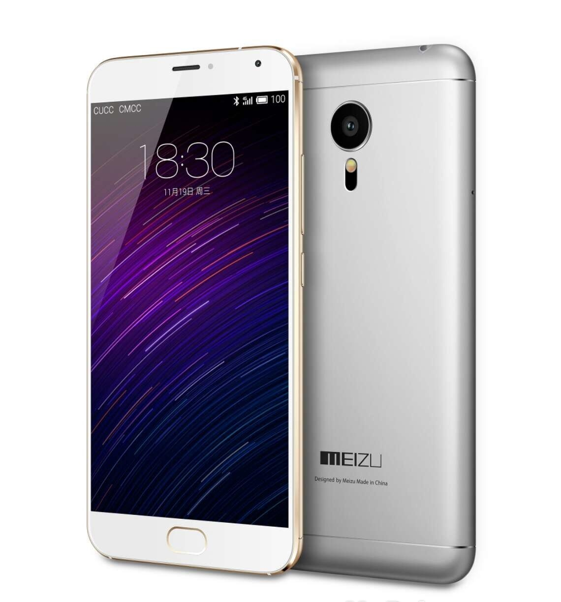 Meizu MX5 leaked images