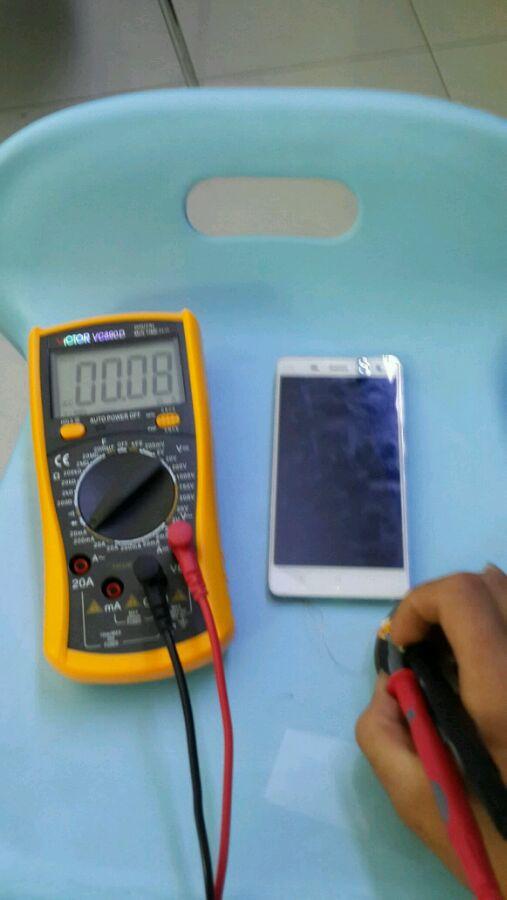 Mi4 Wireless charging 11 KK