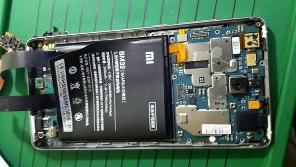 Mi4 Wireless charging 25 KK