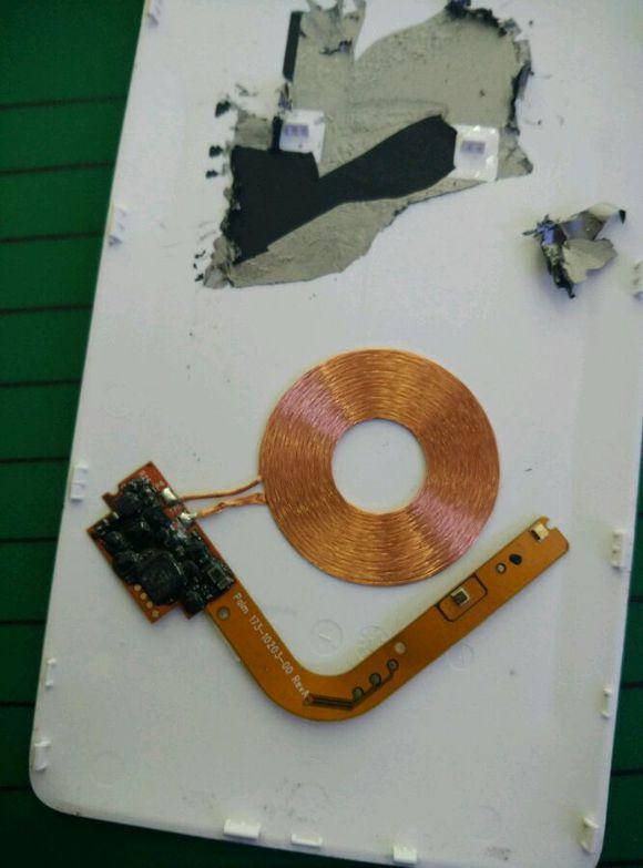 Mi4 Wireless charging 5 KK