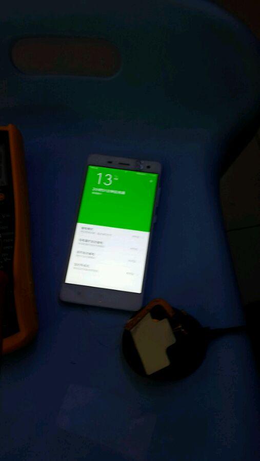 Mi4 Wireless charging 7 KK