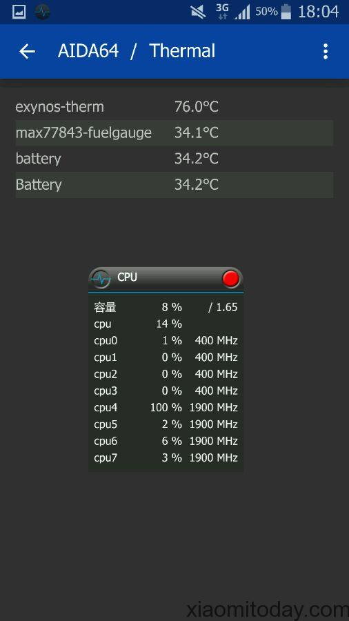 nubia z9 max overheating