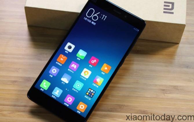 Xiaomi Mi Note 3 KK
