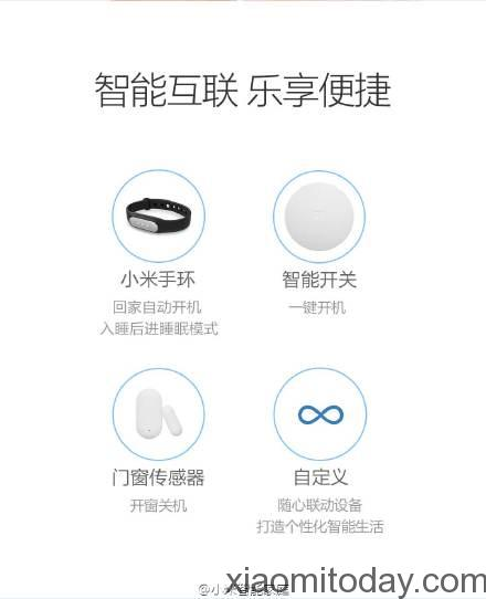 Xiaomi Smart air conditioner