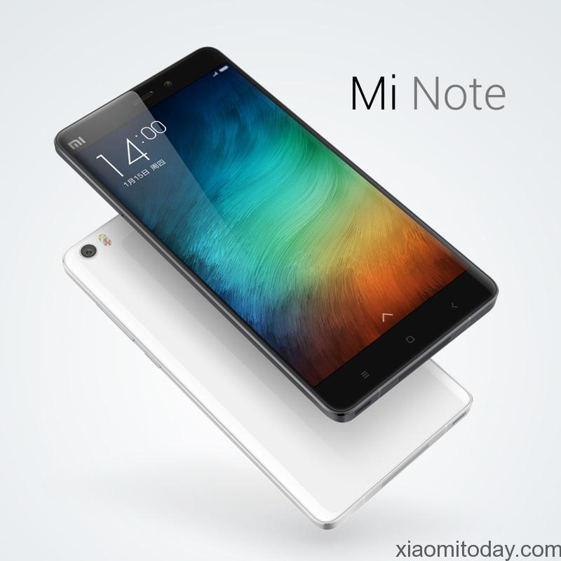 Xiaomi Mi Note, Xiaomi Note