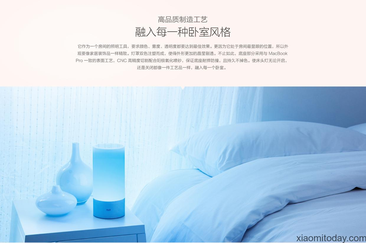 Yeelight Smart Lamp