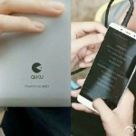 Mysterious QiKU handset images appear; 1080p resolution and 4G modem listed