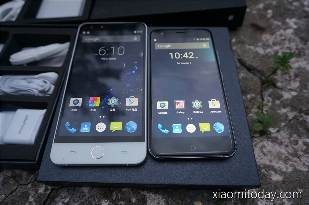Ulefone Paris vs Ulefone Be Touch 2: All the differences you need to know about in specifications, features and price