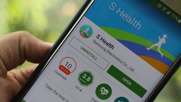 Samsung S Health App to Support All Other Android Smartphones