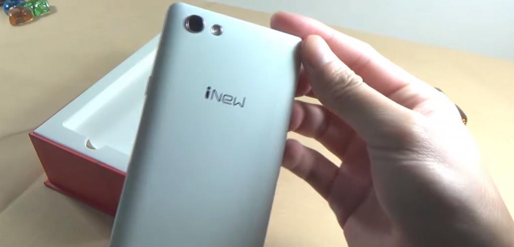 The INEW U3 smartphone