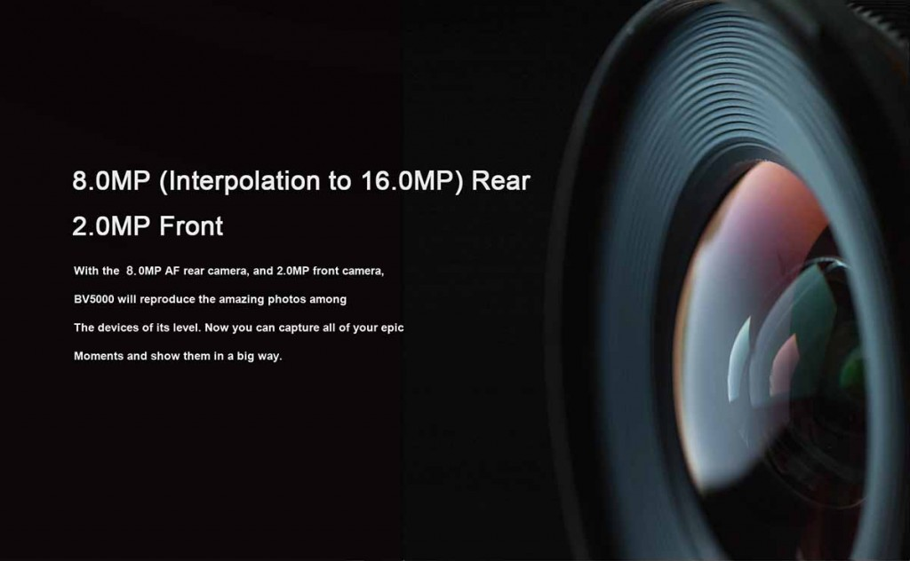 Interpolation to 16.0 MP