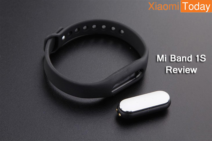 Xiaomi Mi Band 1S review: Your very own and very affordable health monitoring wristband