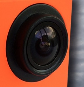 Xport camera lens 170 degree angle