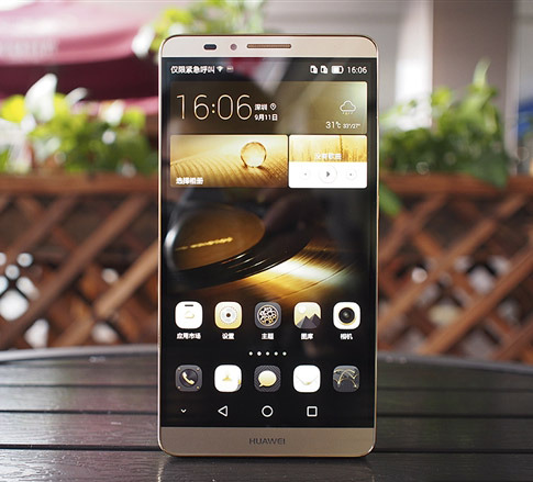 Huawei Mate 8 is the official name of the flagship smartphone and its coming very soon