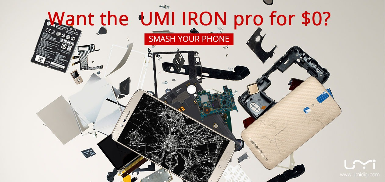 UMi stirring up immense amounts of trouble for Elephone