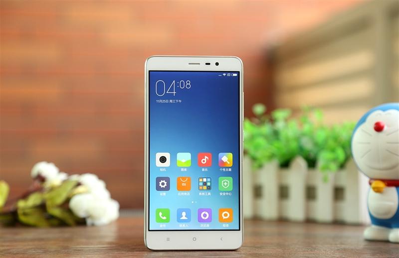 Smartphone Review Xiaomi Redmi Note 3