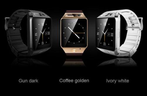 GV08S smartwatch on Cyber Monday