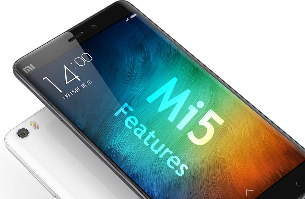 HomeFeaturedXiaomi Mi5 Five Amazing Features And Specs We Have Been Patiently Waiting For