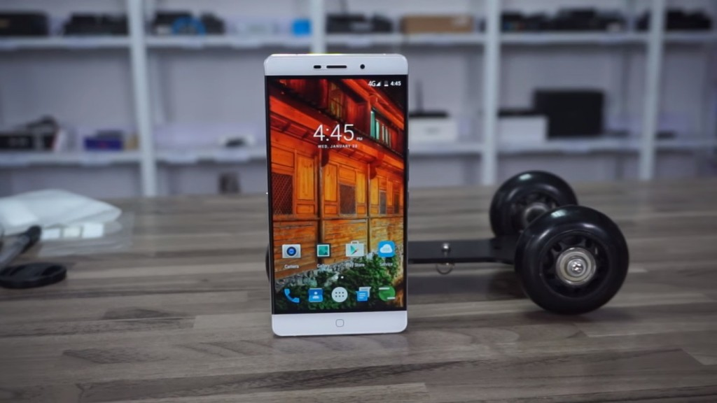 Elephone P9000 front feature