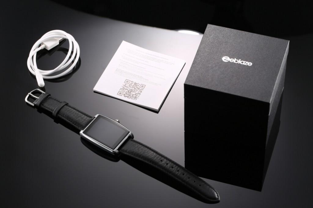 Zeblaze Cosmo Smartwatch Packaging
