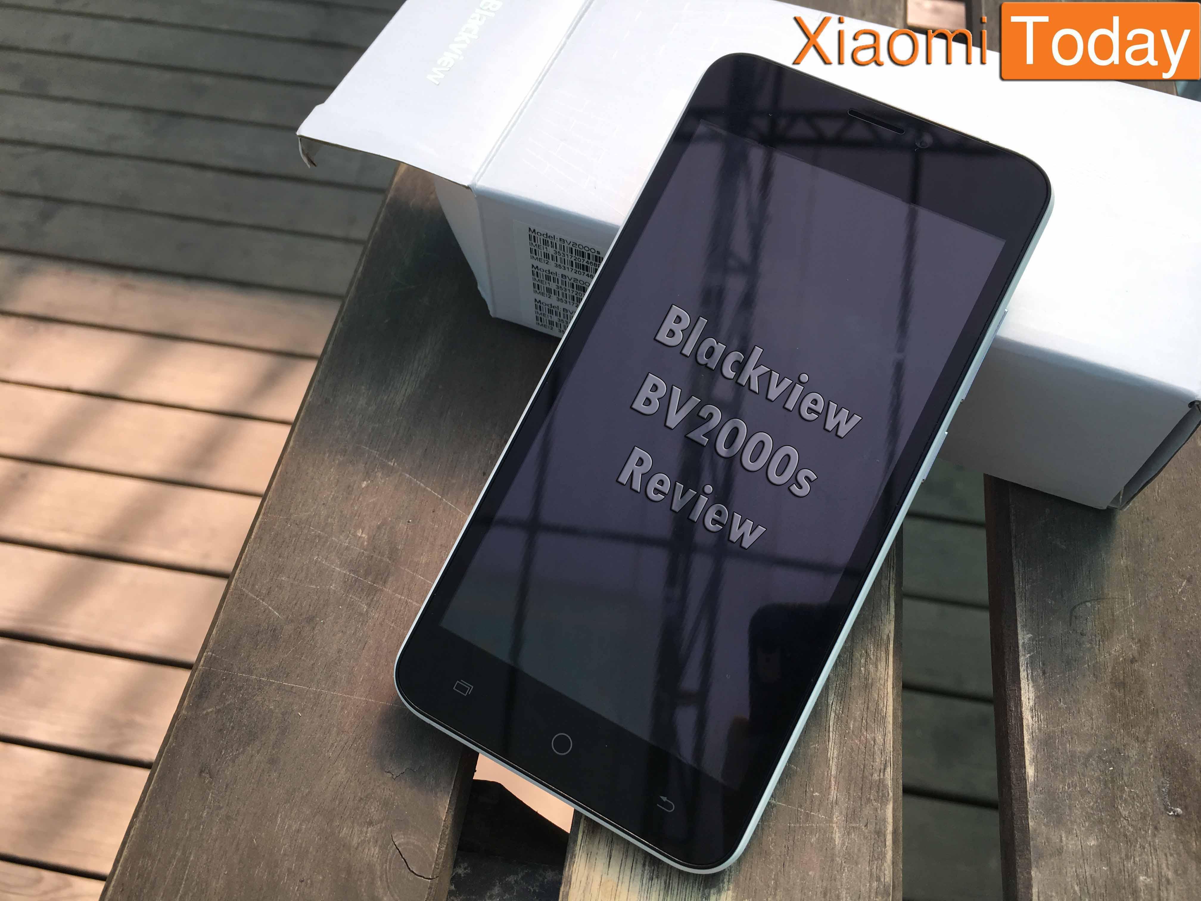Blackview BV2000s, Blackview BV2000s review