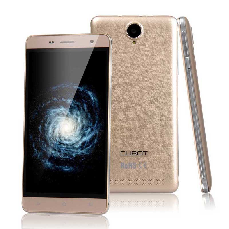Cubot Smartphones Sale on Gearbest - here's Cubot H1