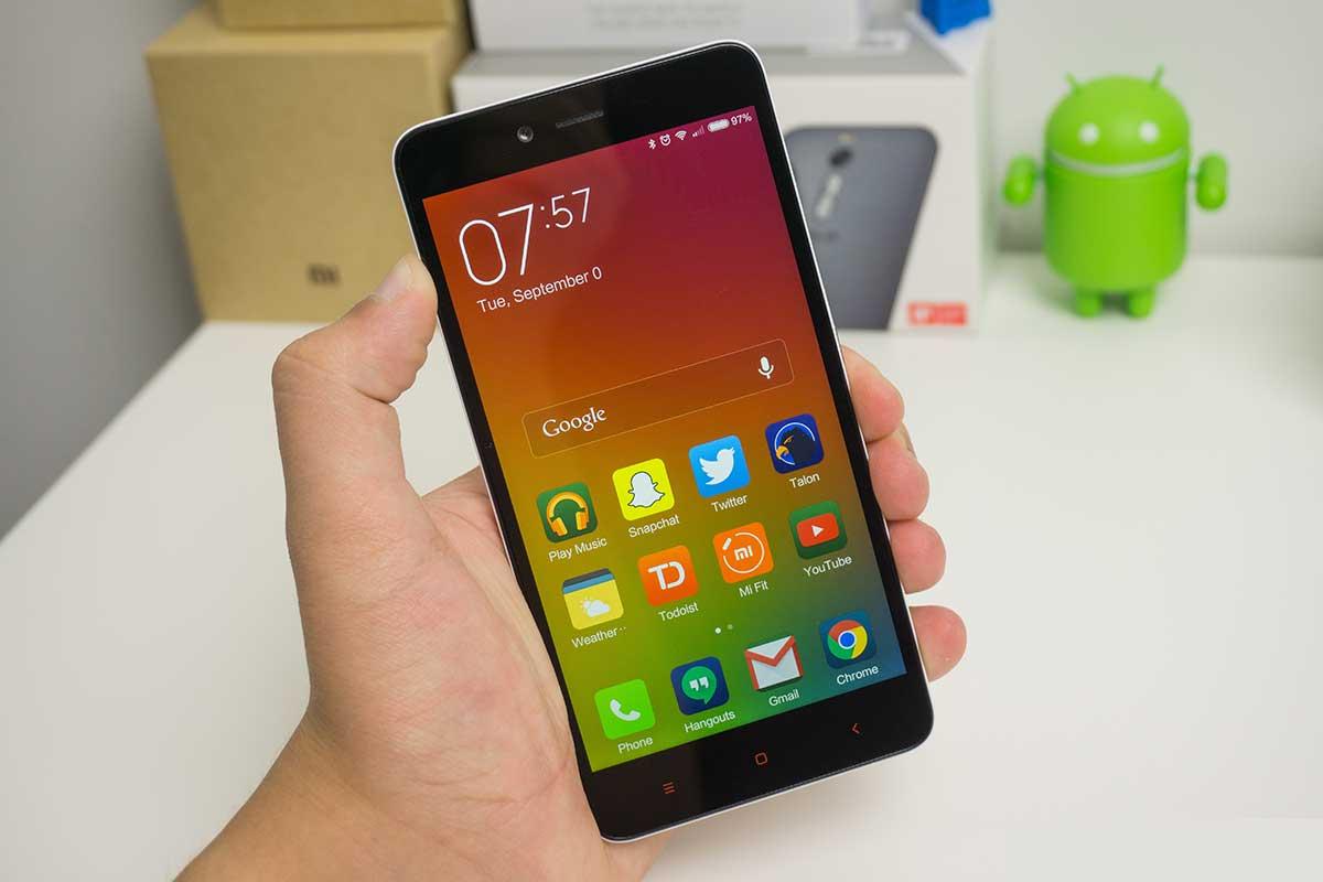 Xiaomi RedMi Note 2 on Discount Feature