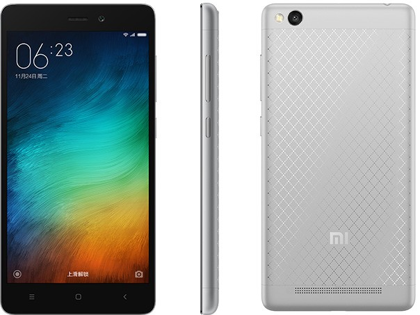 Xiaomi Redmi 3 featured