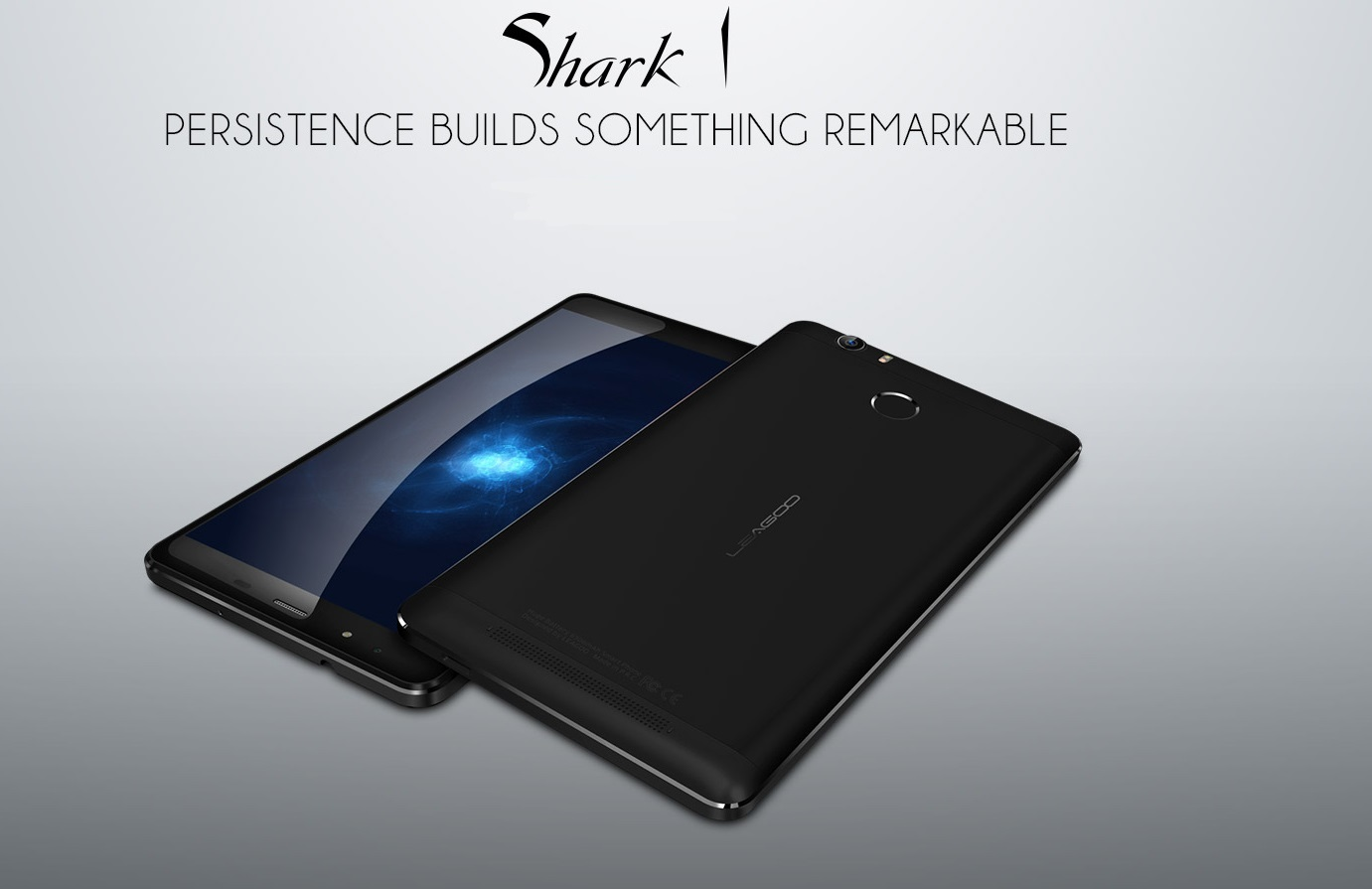 Promo of the smartphone Leagoo Shark 1