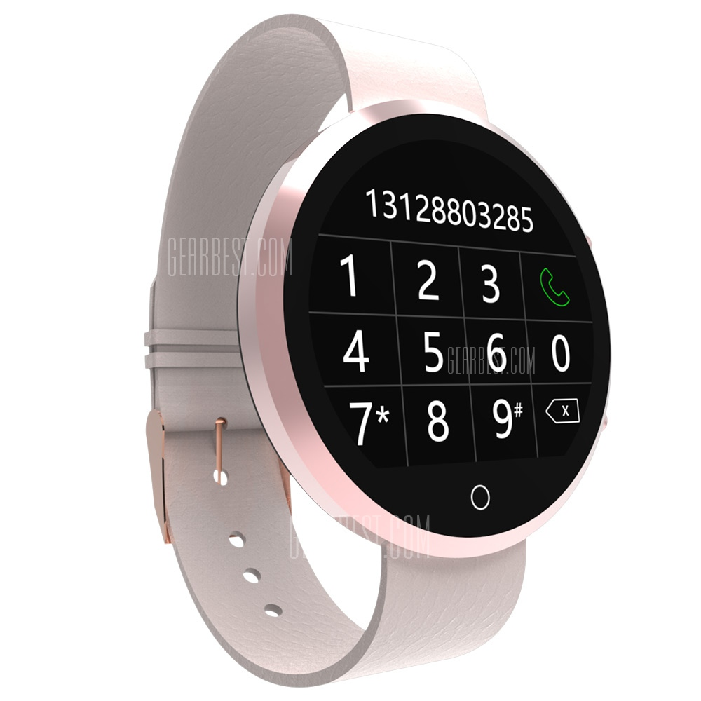 BD360 smartwatch dialing display