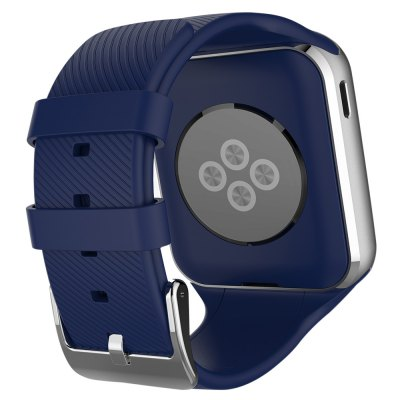 Checking out additional features of GD19 smartwatch