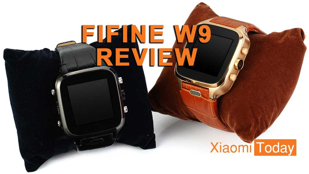 Fifine W9 Review - Feature