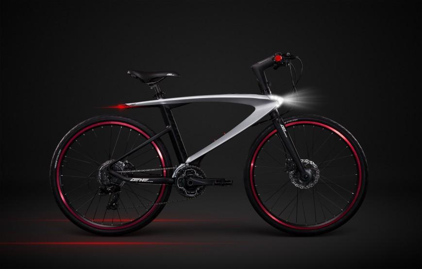 LeEco Smart Bike priced for 800$