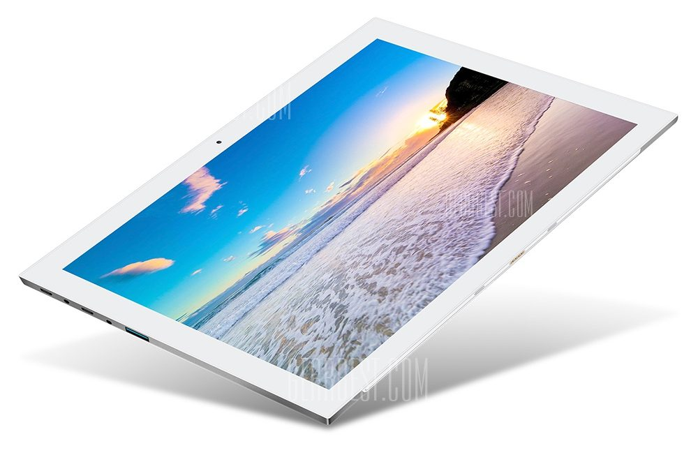 Teclast X10 Plus Tablet on the white background