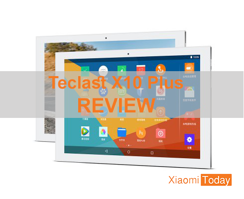 Featured image of Teclast X10 Plus