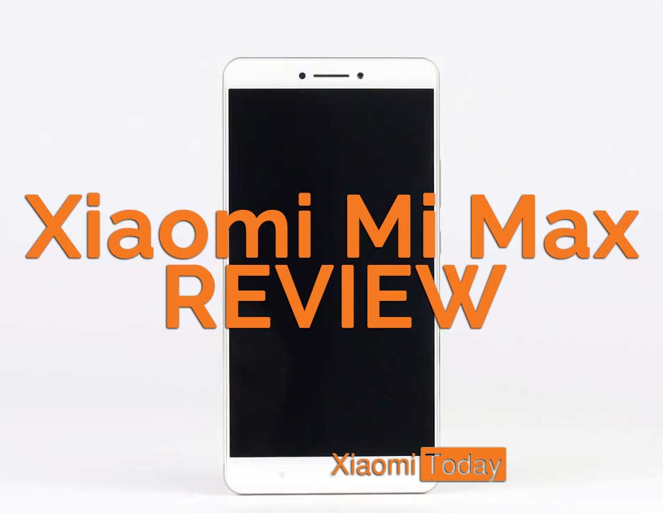 Xiaomi Mi Max featured