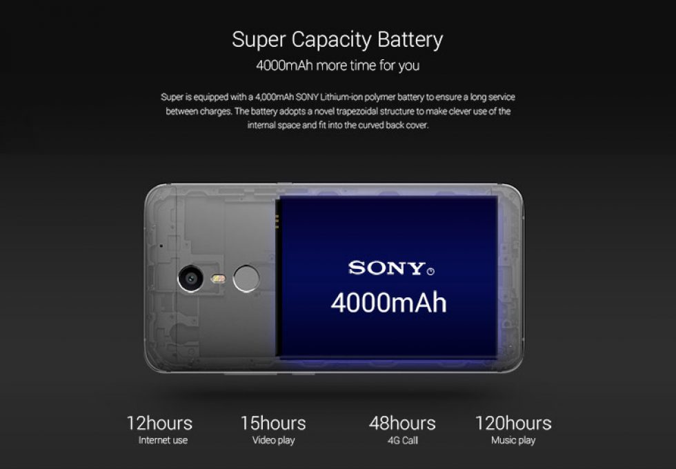 UMi Super Battery
