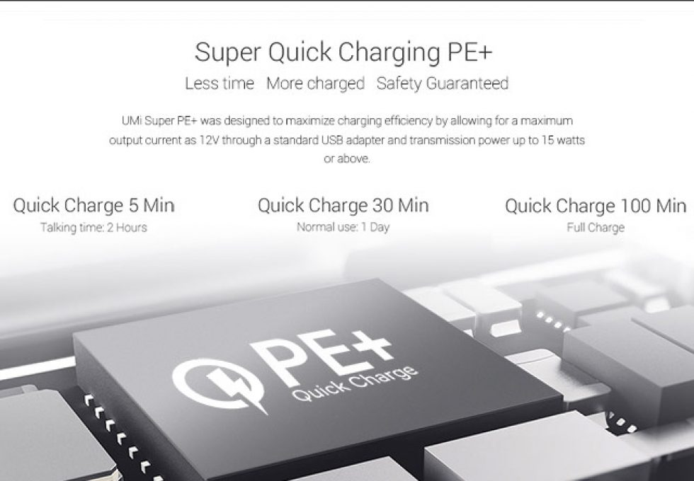 UMi Super Quick Charge