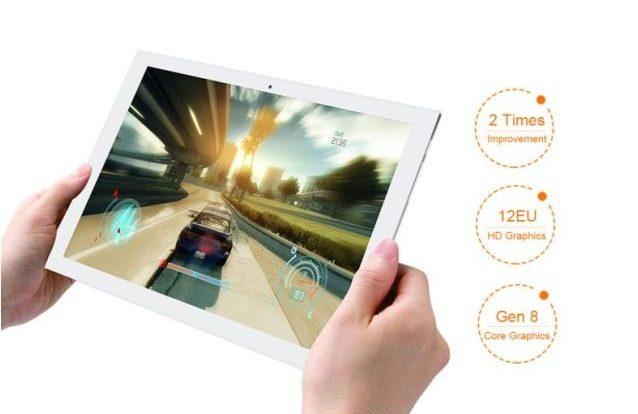 Teclast X10 Plus Tablet Performance