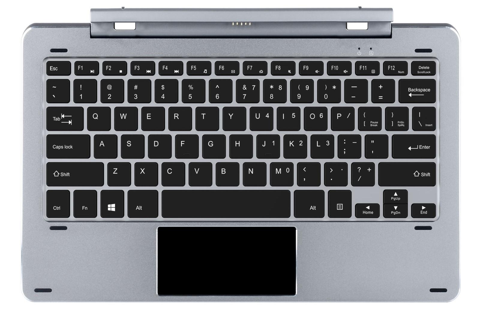 Chuwi Hi12 Keyboard