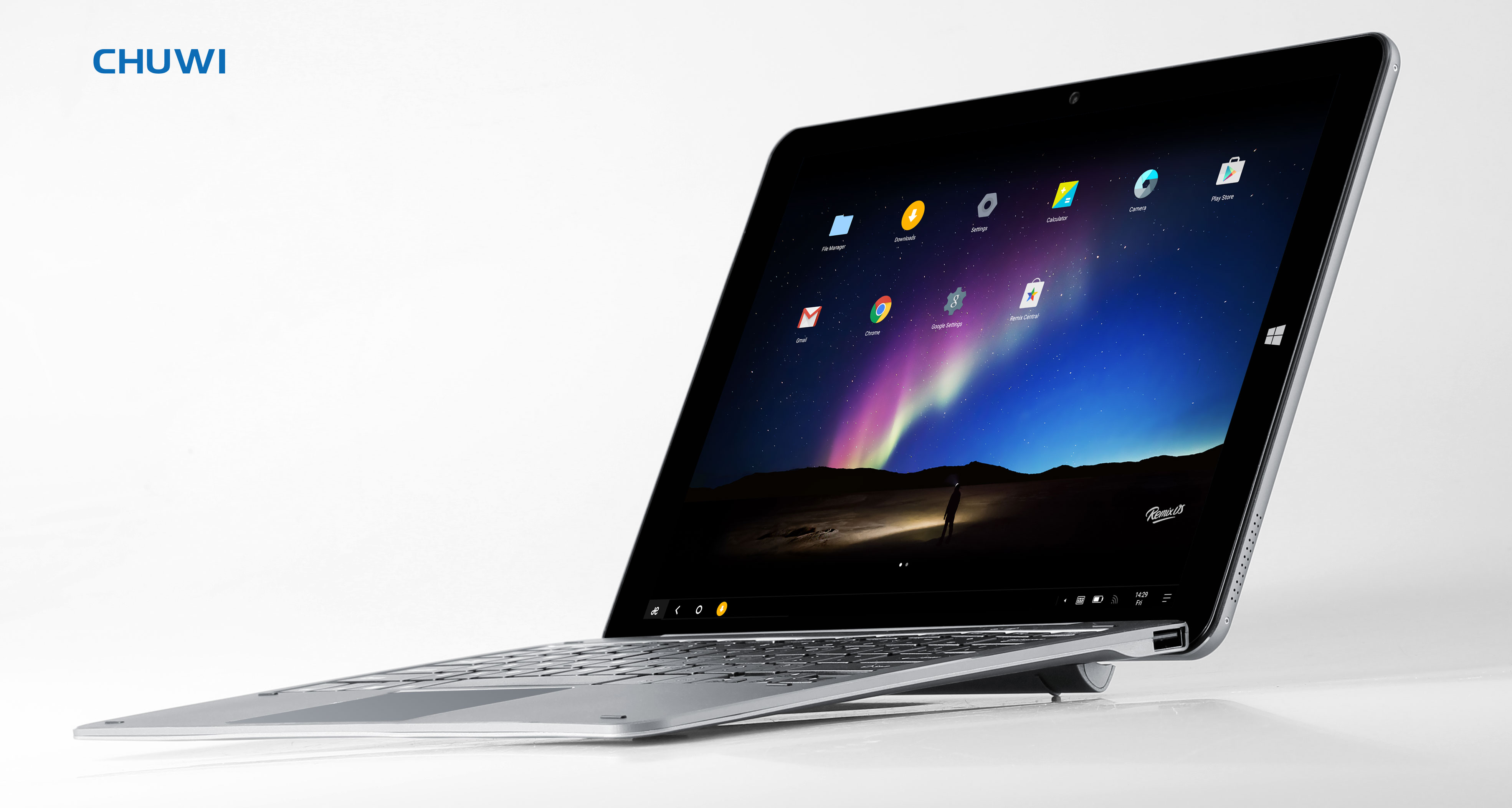 Chuwi Announced a Tablet With Remix OS
