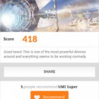 UMi Super Benchmark 1
