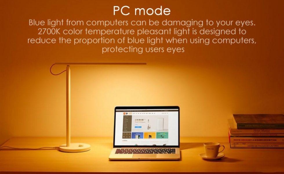 Xiaomi Smart Desk Lamp Are 4 Color Temperature Modes Enough