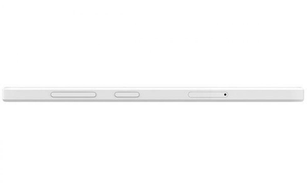 Lenovo ZUK Z2 Rio Edition White Side