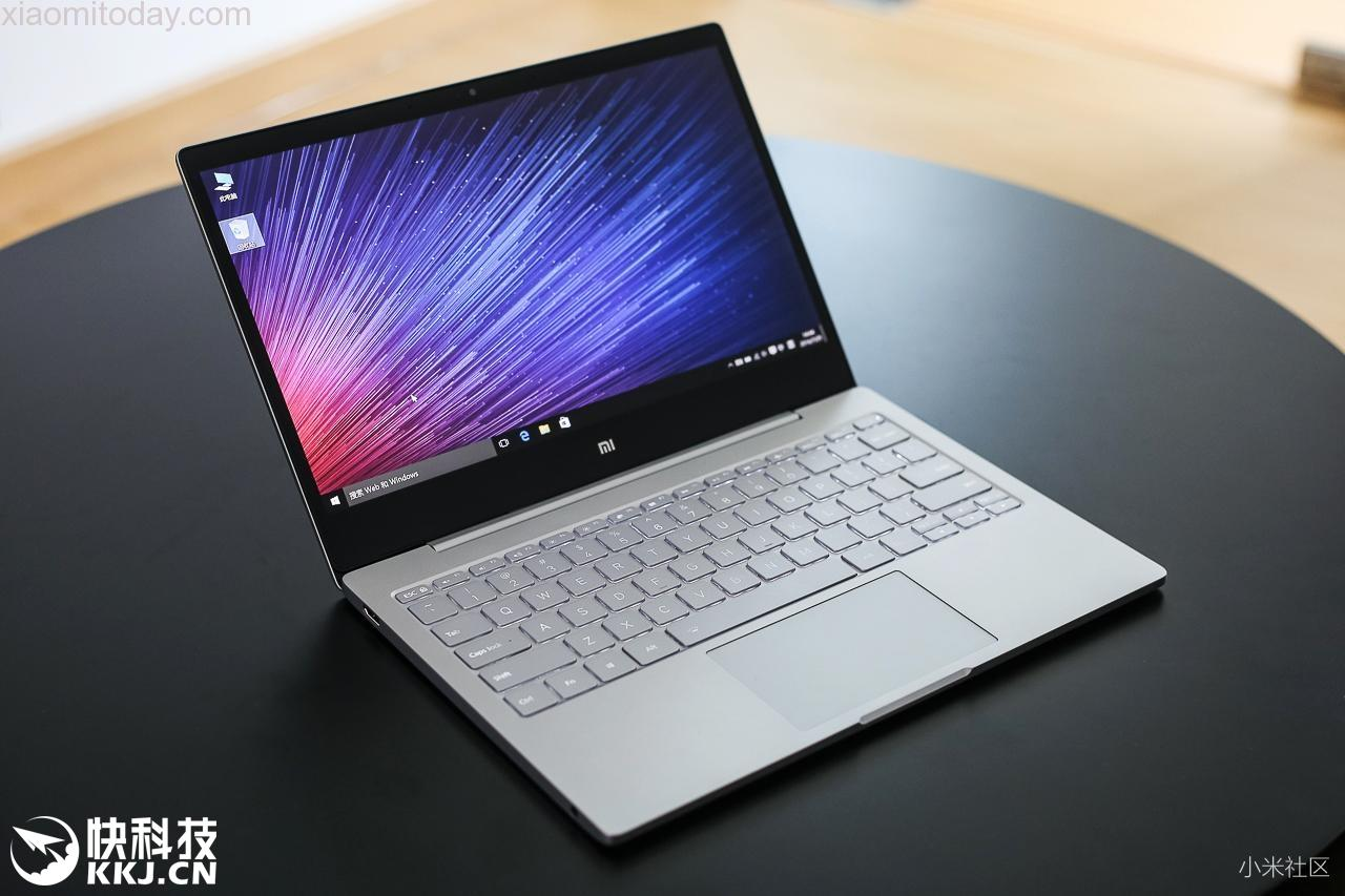 Xiaomi Notebook Air 12 5 Inch On Sale In China Xiaomitoday