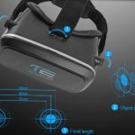Techelec 3D VR glass details