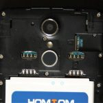 homtom ht17 pro review sim and microSD slots