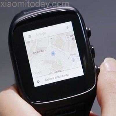 Ourtime X01S Review-GPS1