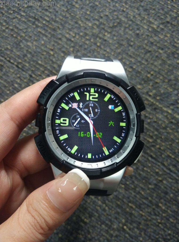 Markom V11 Smartwatch Review