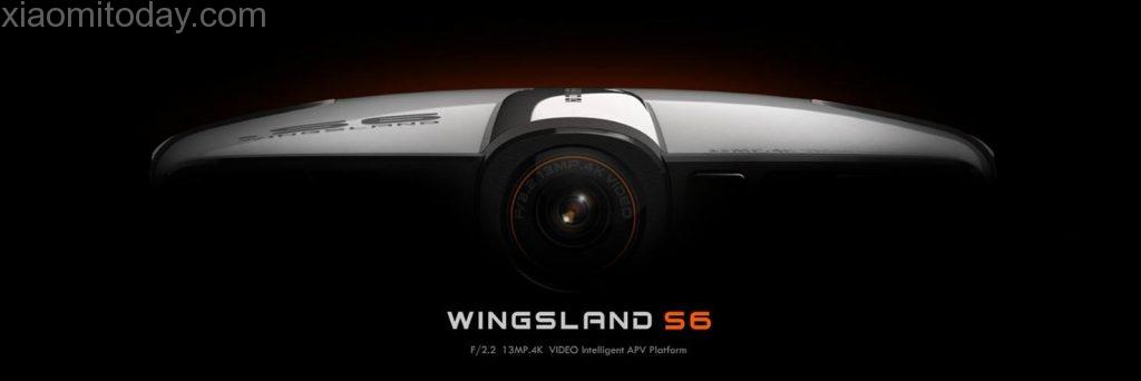 wingsland s6-first